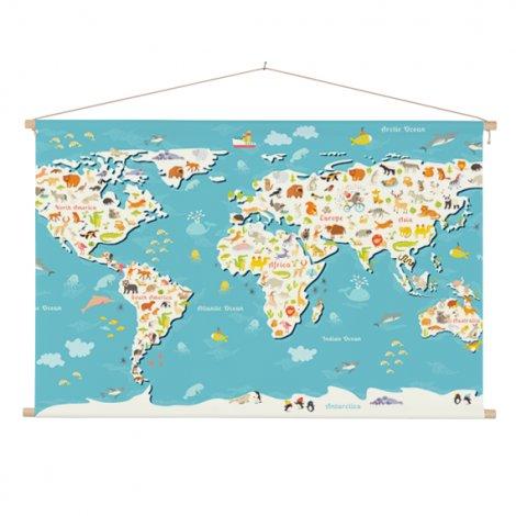 Suchbild Textilposter