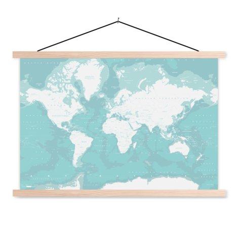 Ozeane Textilposter