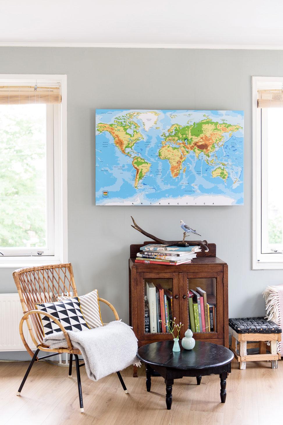 weltkarte nach ma. Black Bedroom Furniture Sets. Home Design Ideas